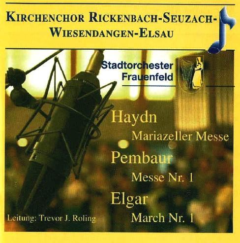 1995 - CD und Kassette