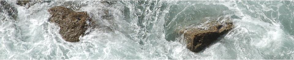 Organisationsentwicklung - Felsen im Meer