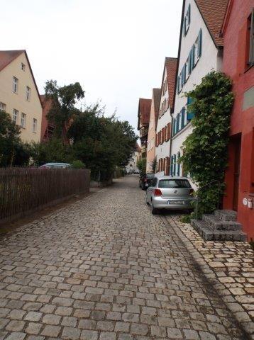 Altstadtsanierung Nördlingen