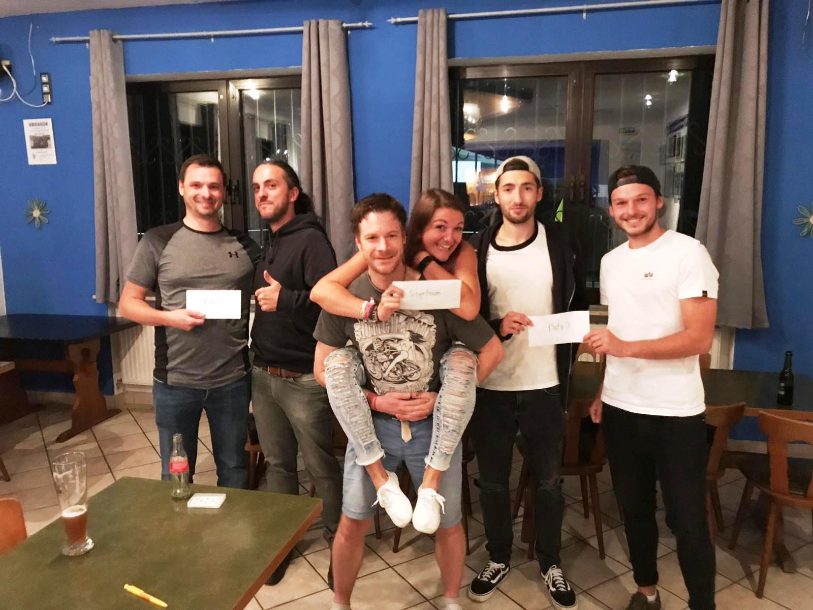 Sommer Bauerturnier 2019 - Die Siegerteams