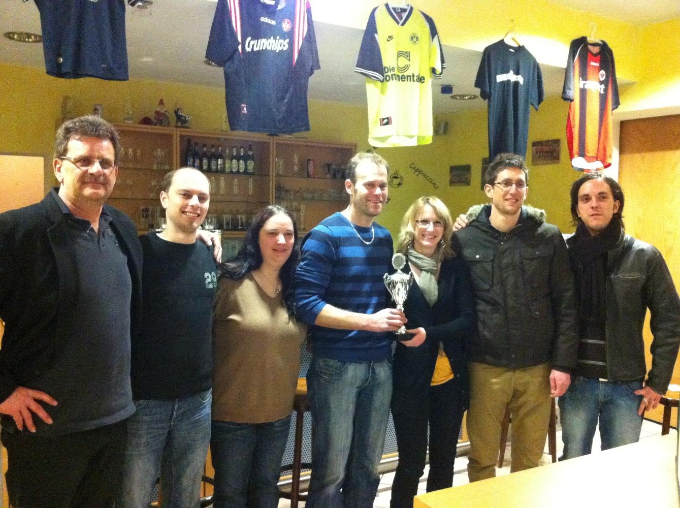 Bauerturnier 2013 - Die Siegerteams