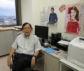九州産業大学浦研究室にて(2017/08/24撮影