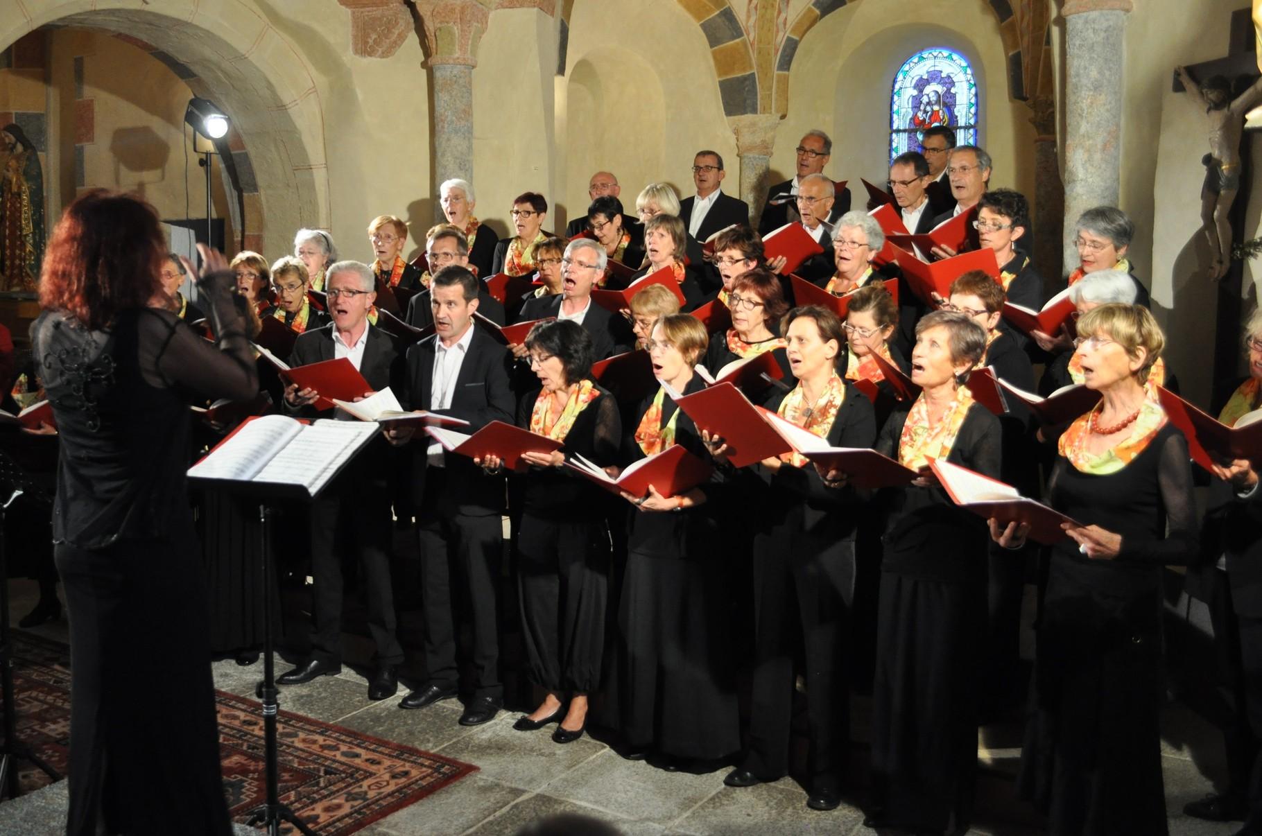 2014 - Concert à Fayet-le- Château