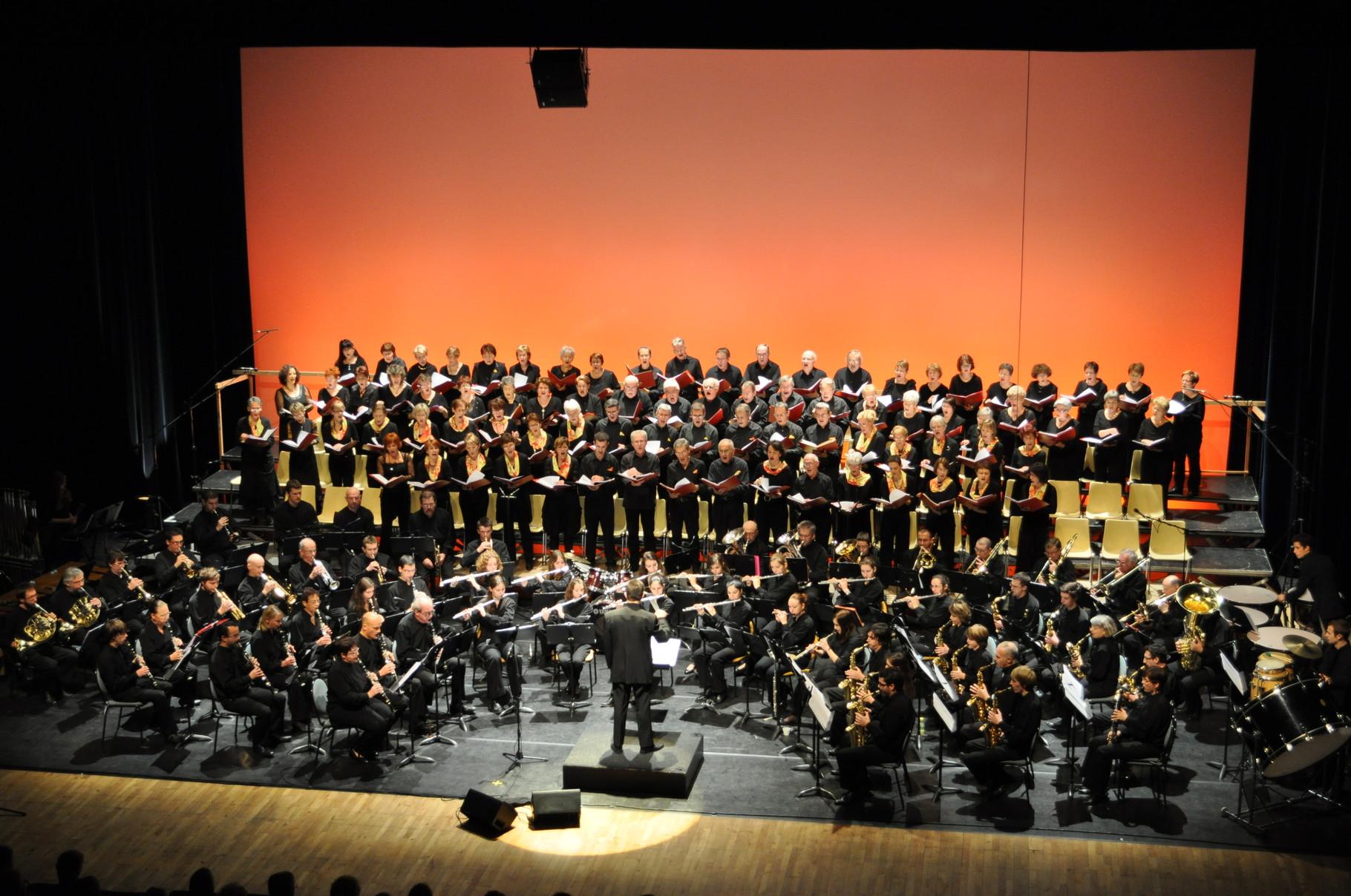 2011 - Concert au Sémaphore, à Cébazat