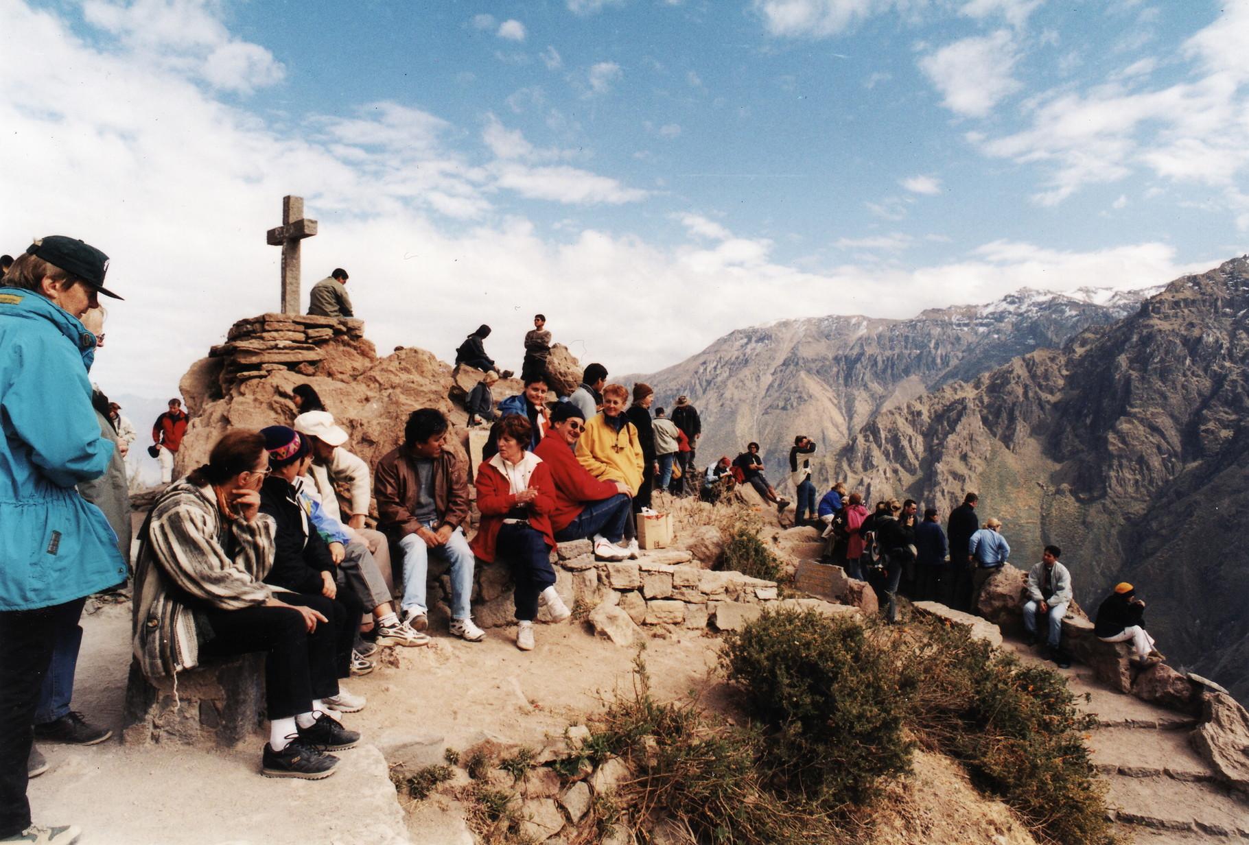 2002 Pérou - Les îles de Paille du lac Titicaca
