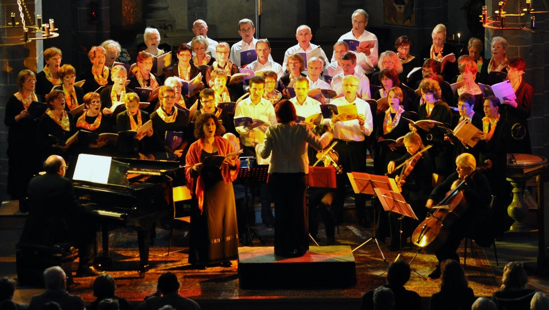 2013 - Magnificat, en l'église de Chamalières