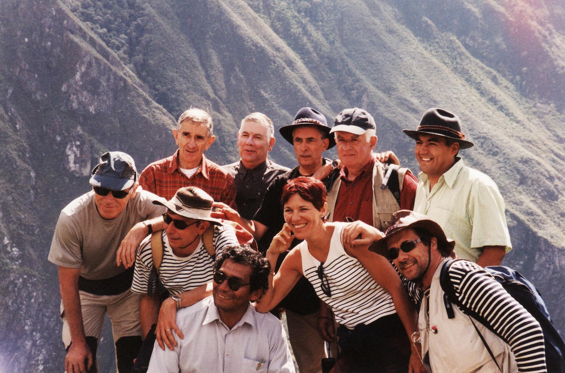 2002 - Pérou