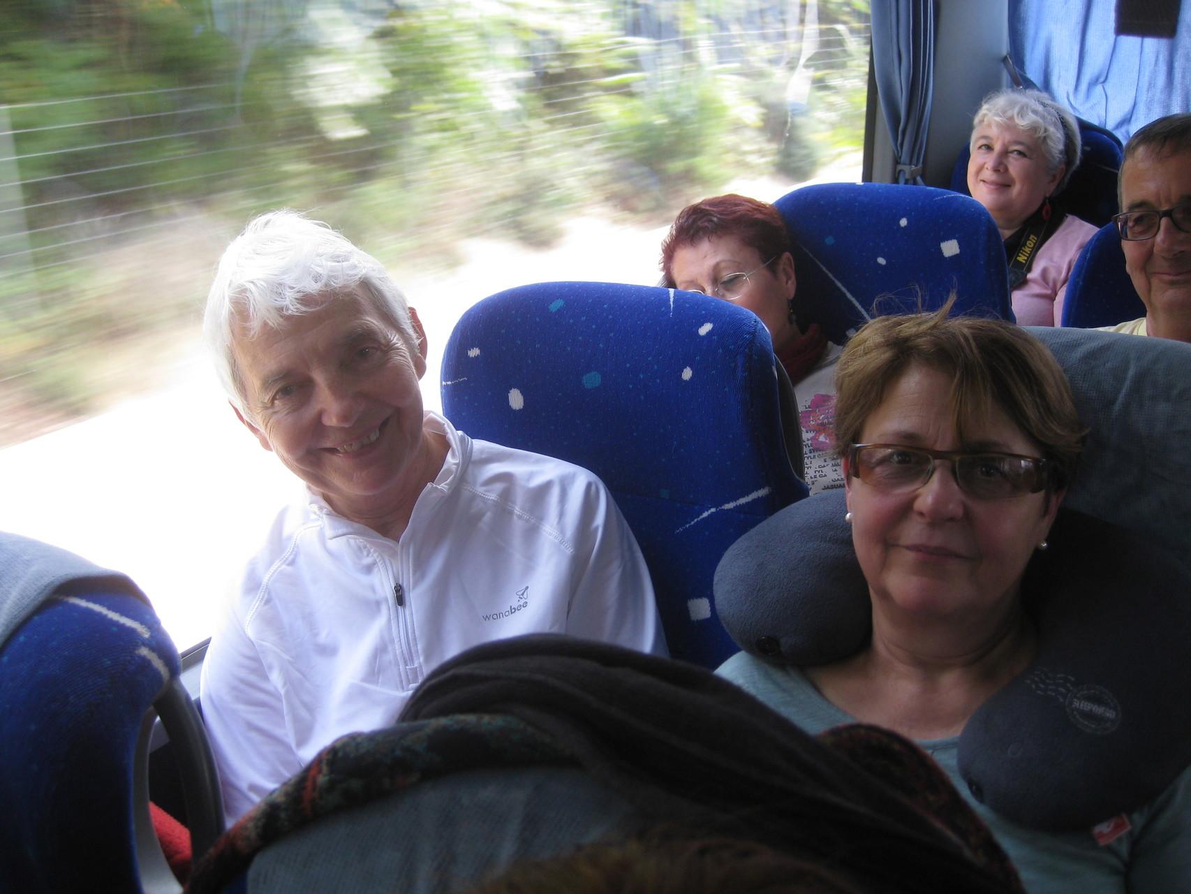 2015 - En route vers Barcelone !