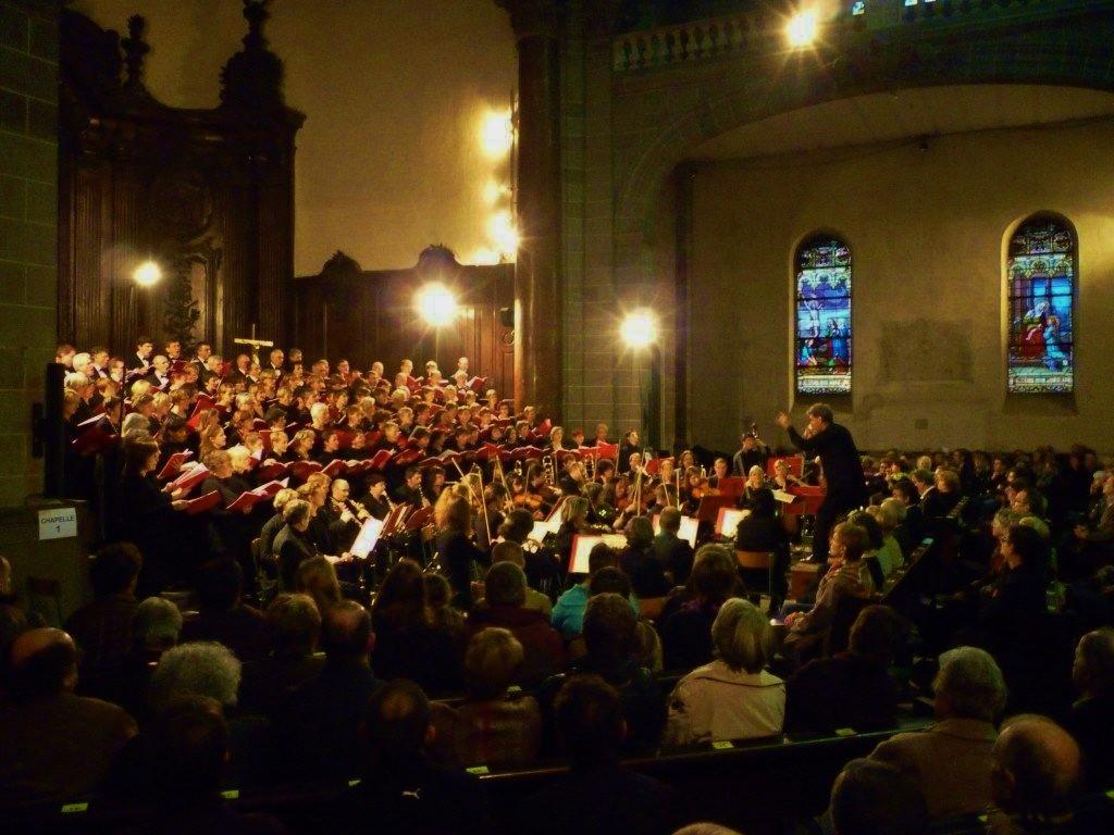 2010 - Puccini, en l'église des Minimes