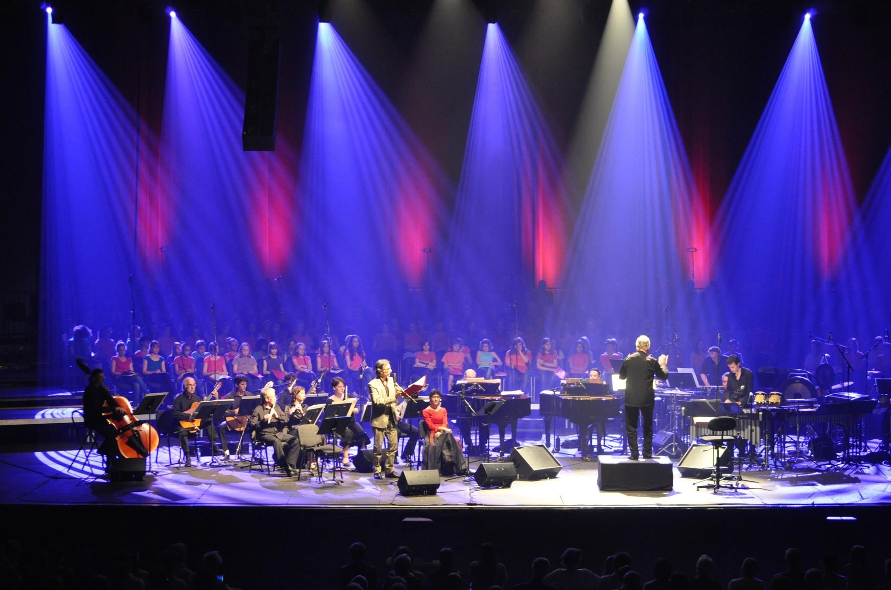 2012 - Canto Général, au Zenith d'Auvergne