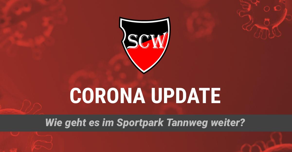 Vereinsvorstand Rüdiger Löffler über den SCW in Zeiten von Corona