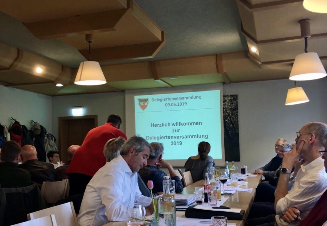 Delegiertenversammlung 2021