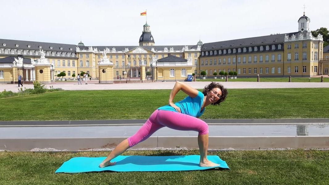 Fit und beweglich mit Hatha Yoga