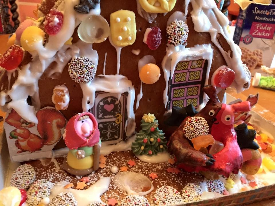 lebkuchenhaus backen und die weihnachtszeit mit wampel einl uten die p dagogischen kinderb cher. Black Bedroom Furniture Sets. Home Design Ideas
