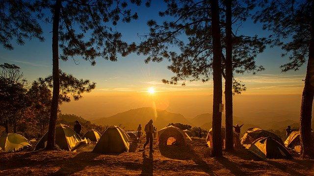 Camping, campen, campingküche, die besten 5 Campingplätze