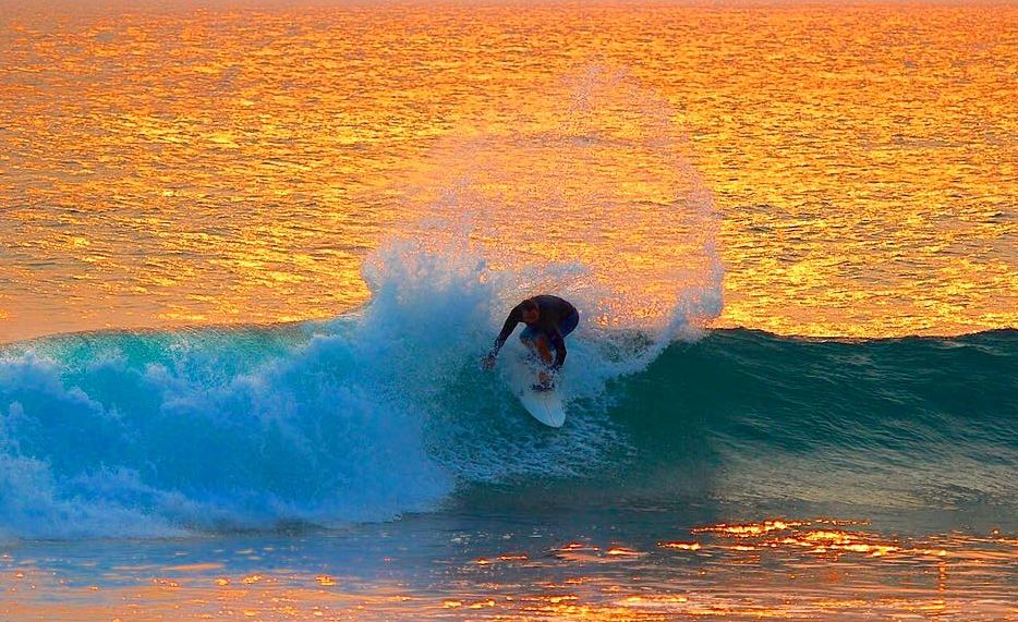 Surf en Bakio