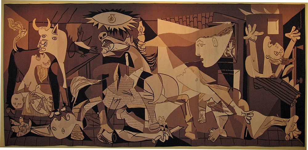 Picaso El Guernica