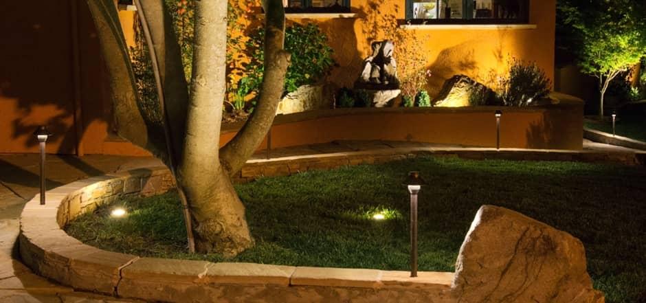 Außenbeleuchtung: die FX Luminaire Designer Serien