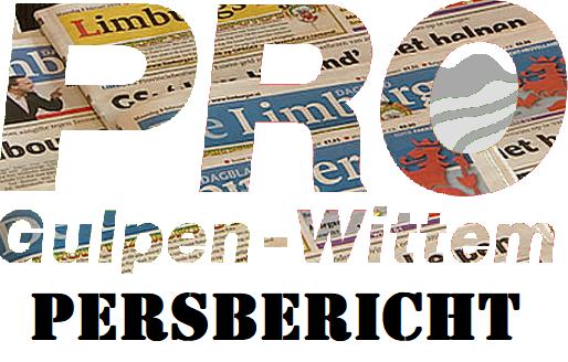 Persbericht: PRO Gulpen-Wittem op zoek naar verbreding coalitie
