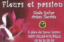Fleurs et Passions