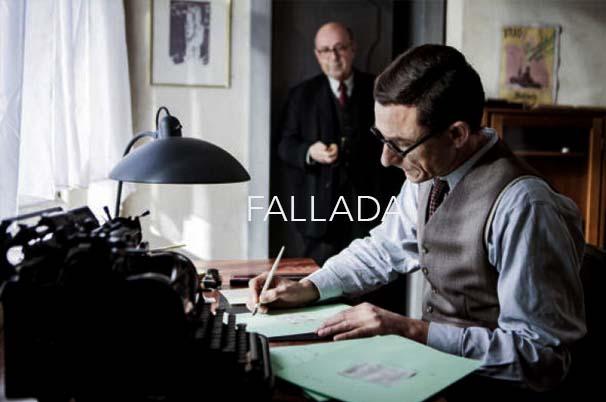 FALLADA - IM RAUSCH DES SCHREIBENS