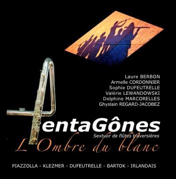 """CD """"l'Ombre du Blanc"""" PentaGônes 2014"""