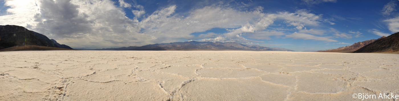 Bad Water, Death Valley, USA