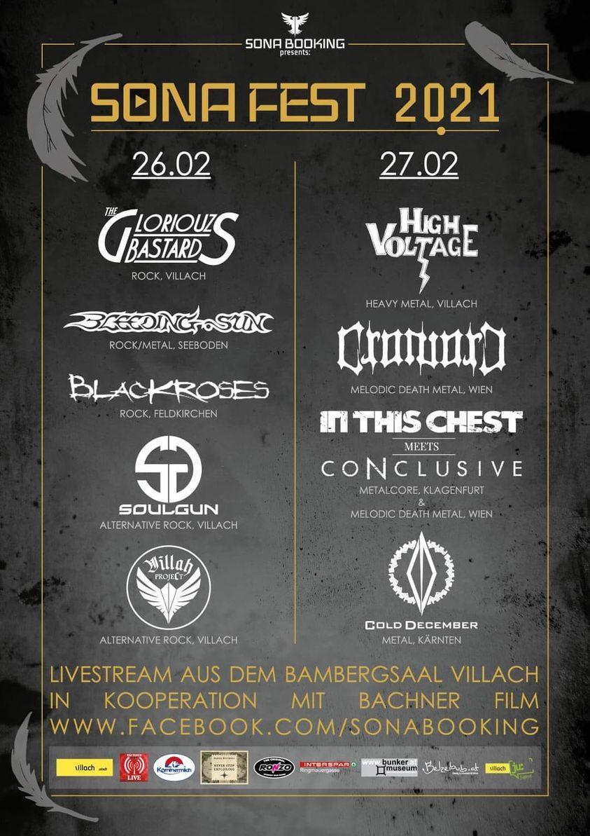 CroworD live at Sona Fest 2021