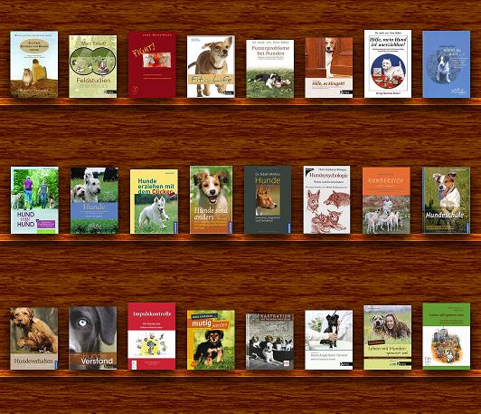 Buchempfehlungen Hunde