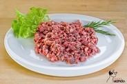 Rindfleisch 50% + Pansen 50%