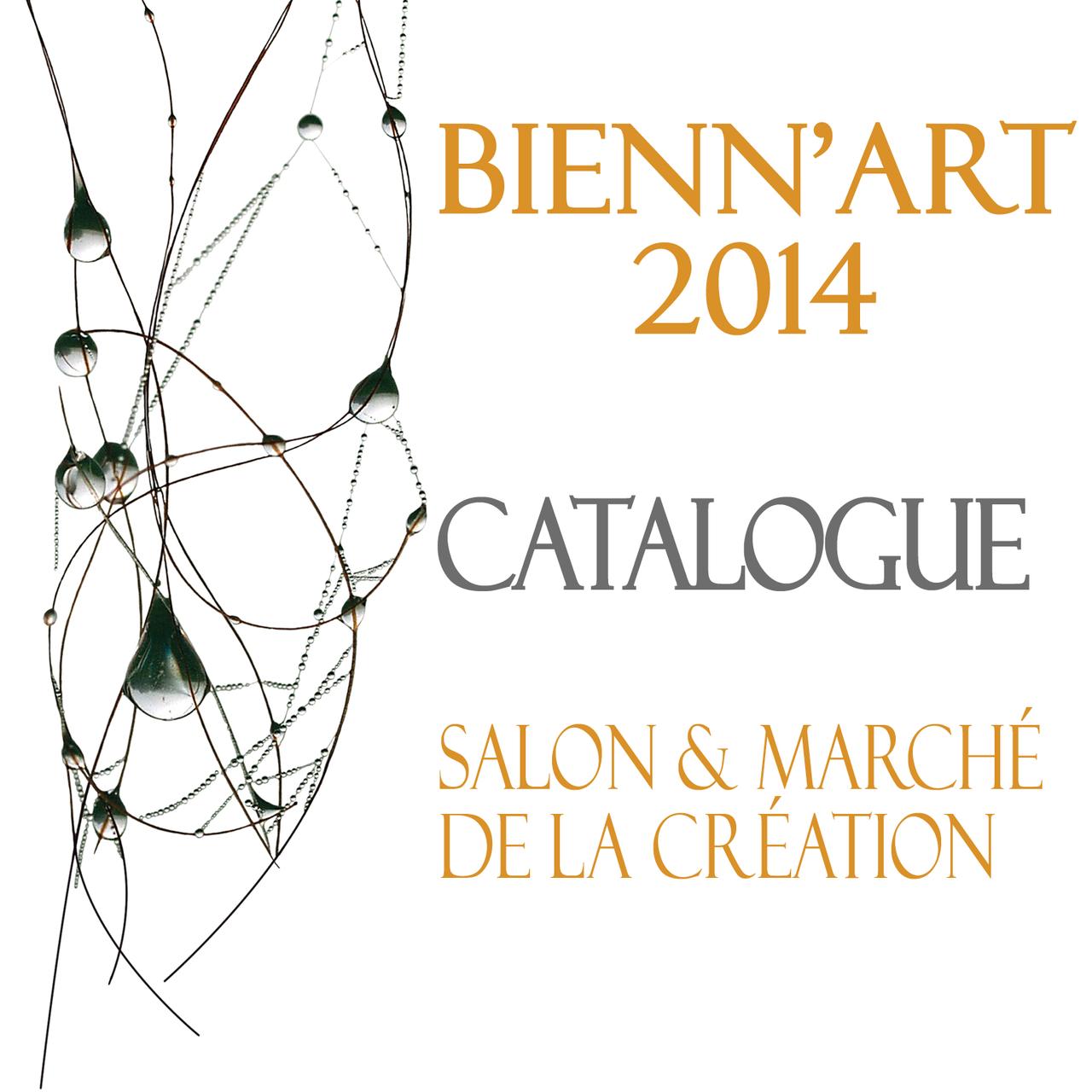 Salon et marché de la création - Bienn'Art 2014 - 12 au 15 juin 2014 Tournon-sur-Rhône
