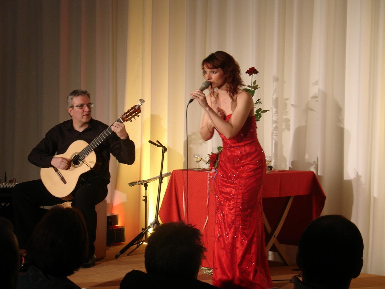 Silvesterkonzert 2009 Ballettzentrum Dortmund