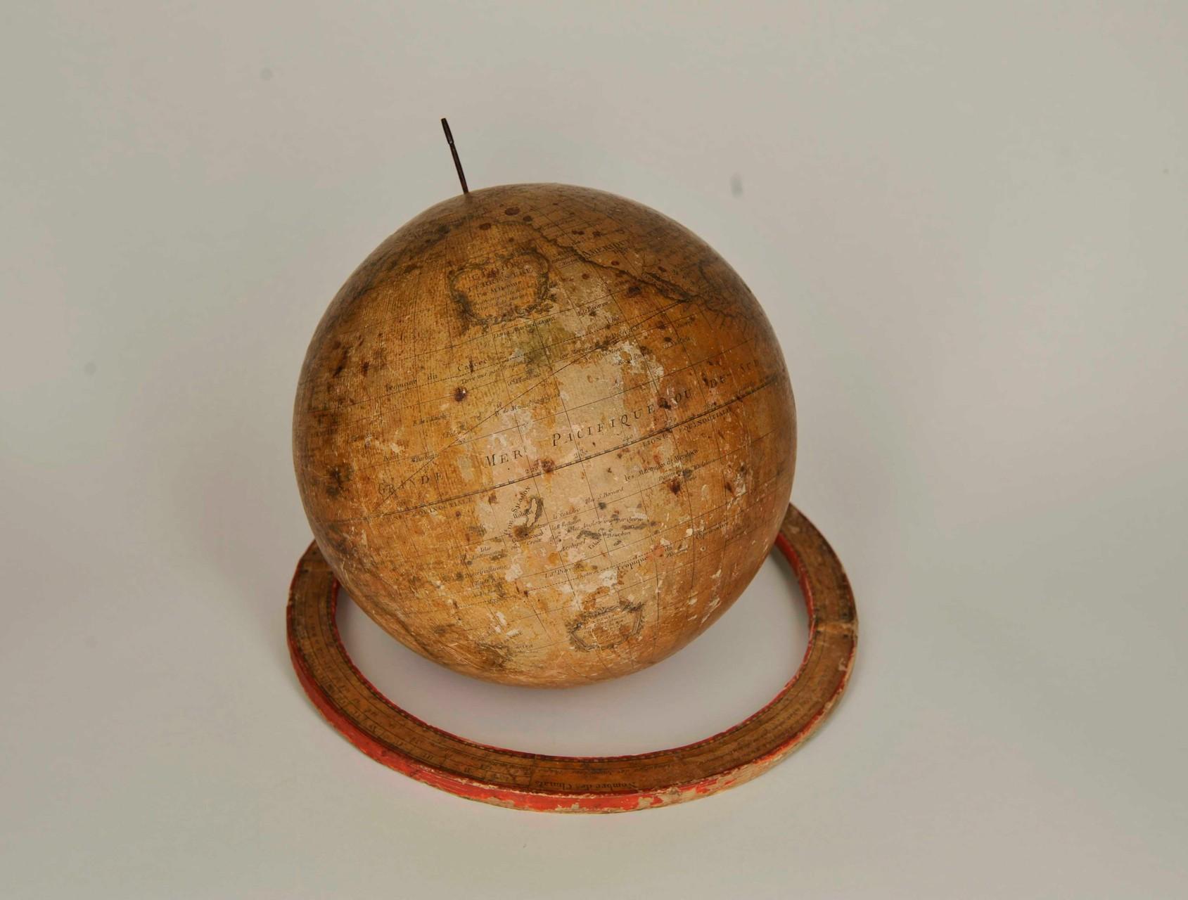 globo terrestre prima