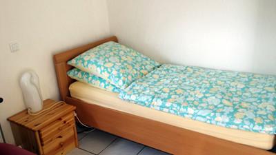 Ferienwohnung - Einzelbett