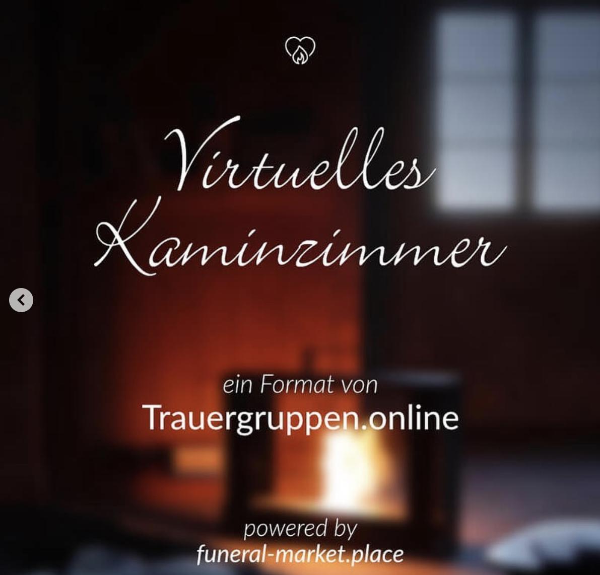 Virtuelles Kaminzimmer