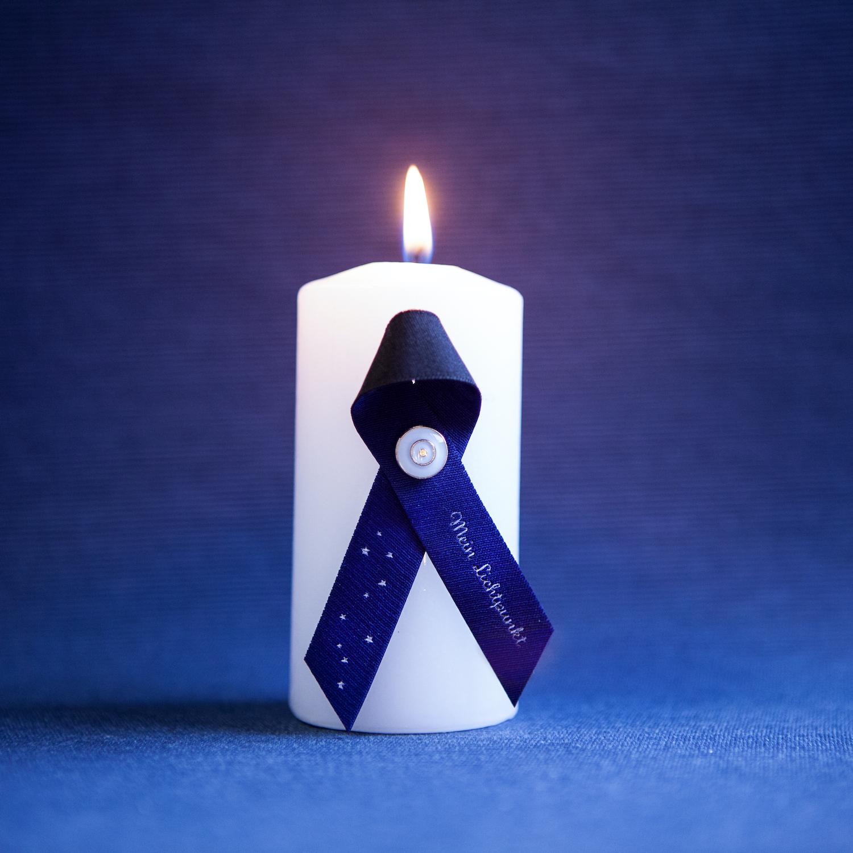 Online Gedenkfeier für verstorbene Kinder