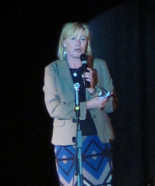 Petra Hohn, 1. Vorsitzende a.d. & Geschäftsführerin VEID