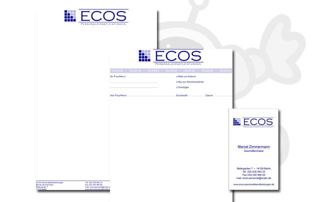 Ecos Personalvermittlung, Berlin