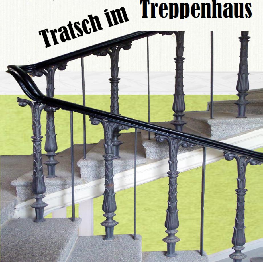 Silvester Special in 2019: Tratsch im Treppenhaus