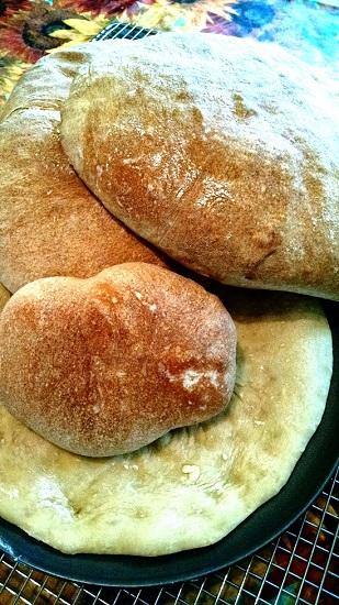 発酵種のサンドイッチパン(とピザ生地) - みんなで創る生活 ...