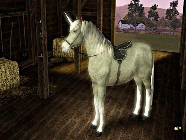 Sims 3 - Reine des Elfes
