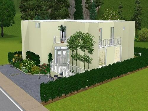 Villa Exantriqua - www.simsdelirescreations.fr
