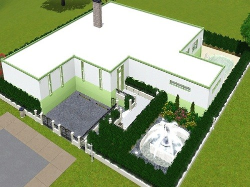 Villa Lumina - www.simsdelirescreations.fr
