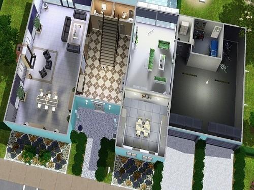Villa Douceur - www.simsdelirescreations.fr
