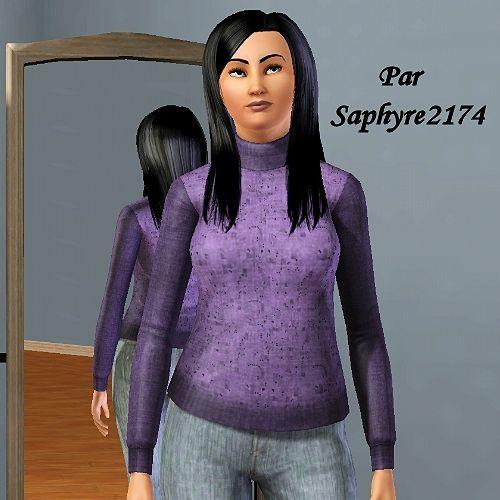 Sims 3 - Vêtements féminins et masculins