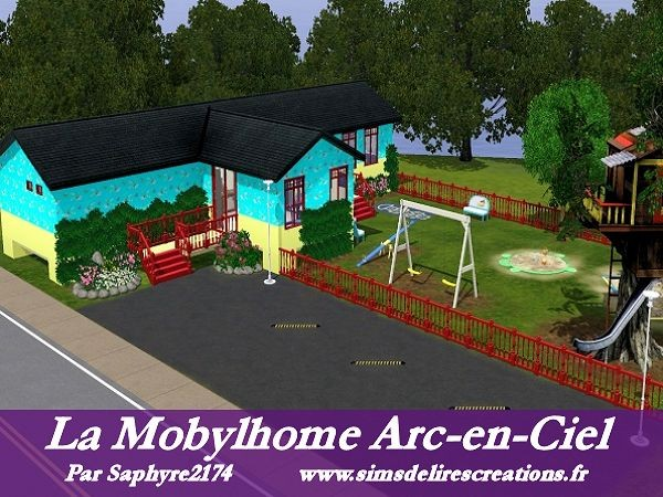 Sims Sims3 maison creations communautaires