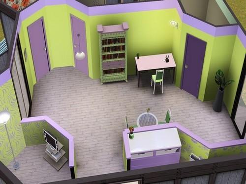 Domostarter Fantasy - www.simsdelirescreations.fr