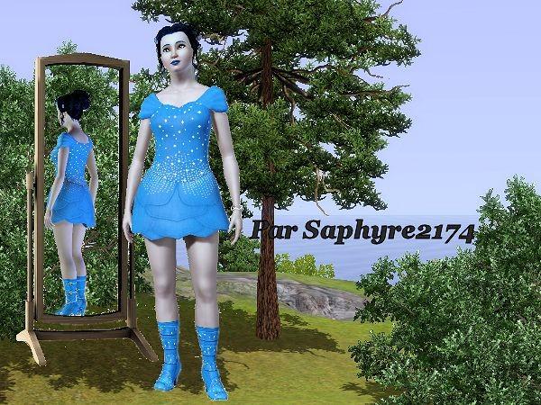 Sims 3 - Saphyre ELFEGENYA