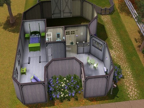 L'Authonal - www.simsdelirescreations.fr