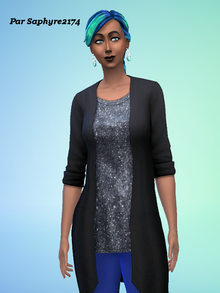 Sims 4 - Lisa ALIAS
